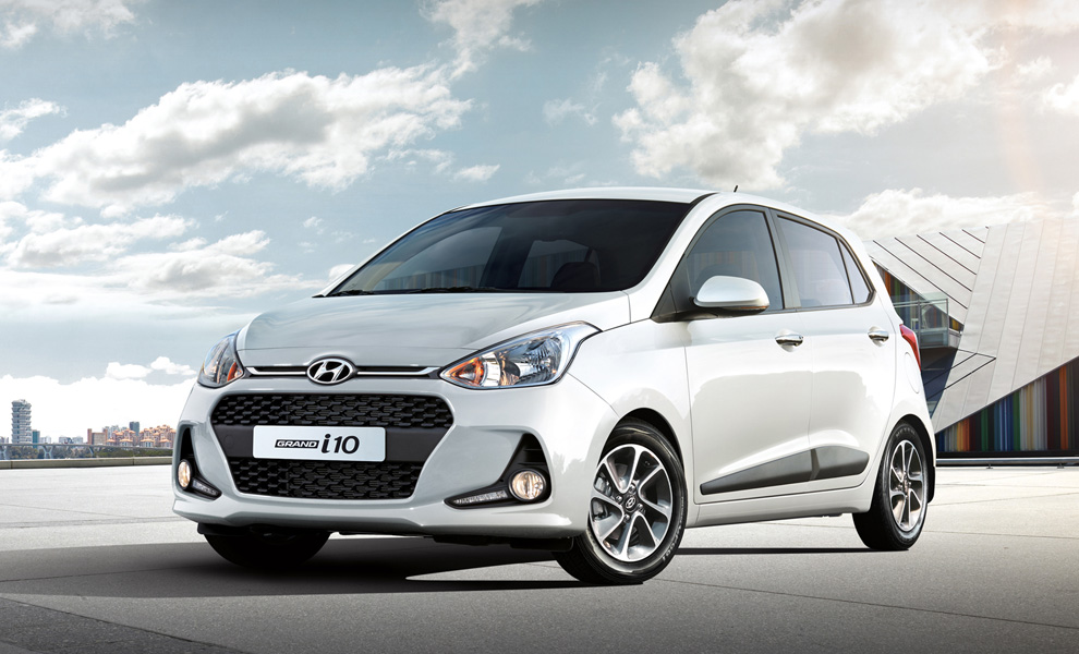 hyundai grand i10 2018 hb y sed n ent rate autos. Black Bedroom Furniture Sets. Home Design Ideas